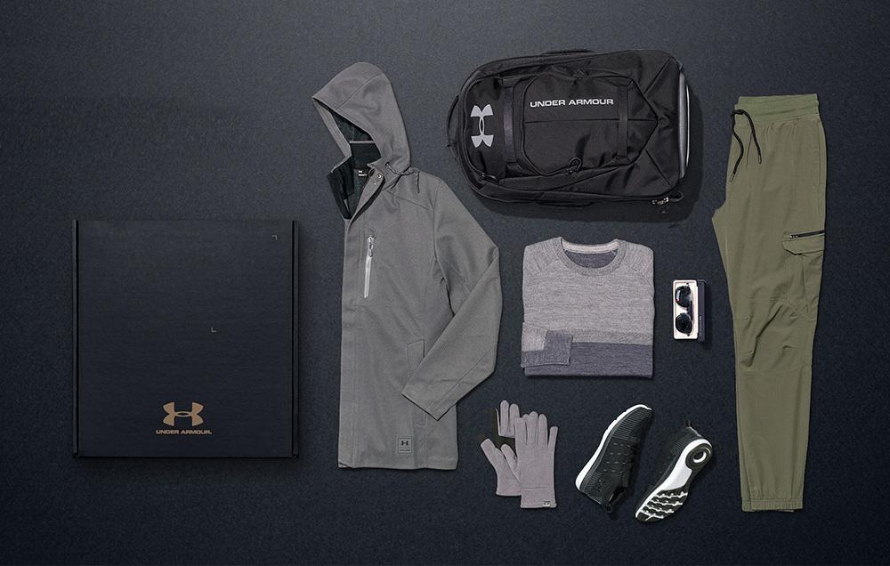 Under Armour spustil předplatné na sportovní oblečení