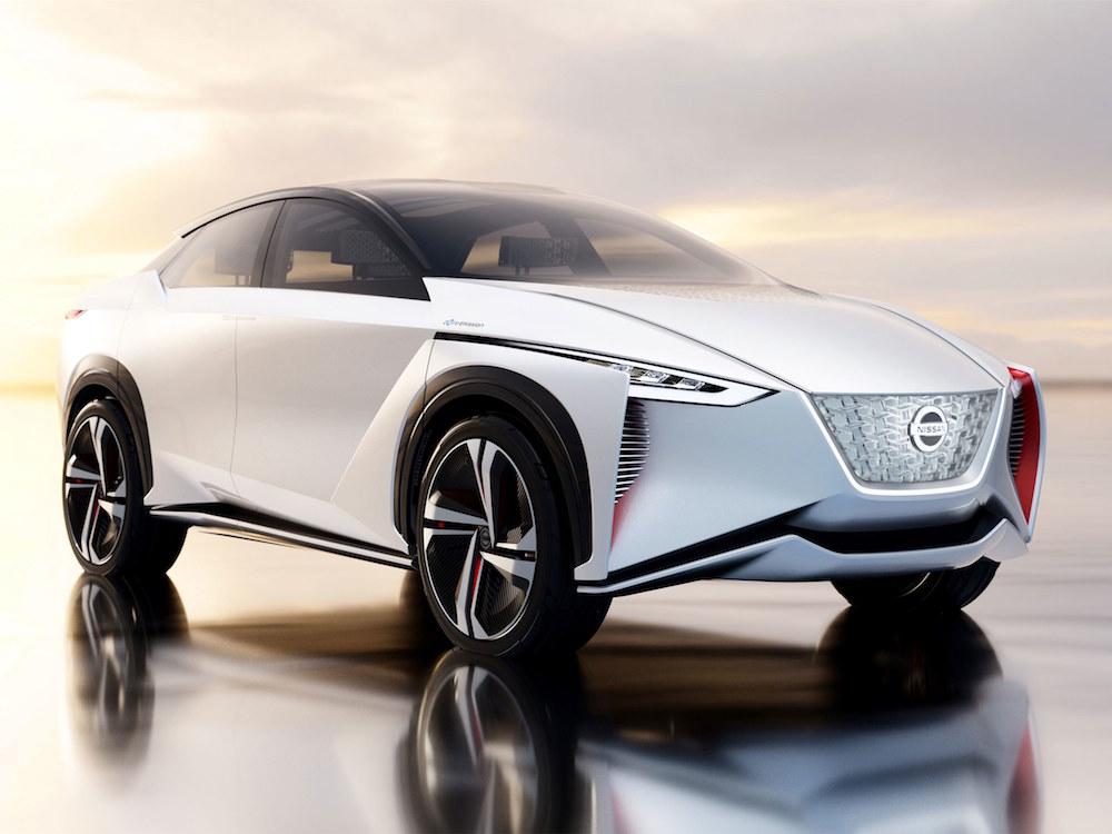 Elektromobil od Nissanu přeměnil zvuky motoru v hudbu