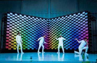 Kapela OK Go použila ve svém novém videoklipu 567 tiskáren