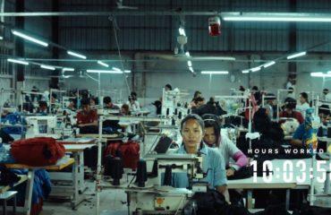 Nadace využila data z fitness náramků, aby upozornila na nelidské podmínky v továrnách