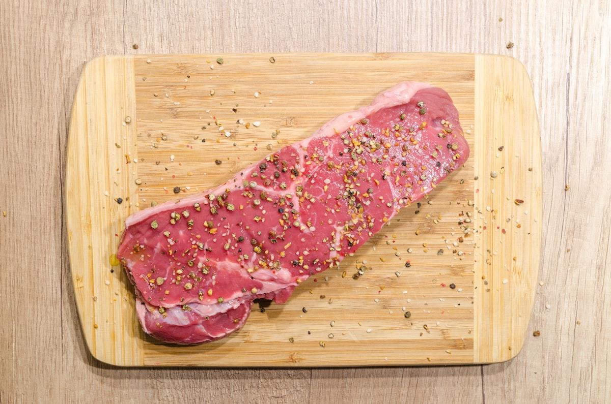 NFC snímač dokáže detekovat zkažené maso