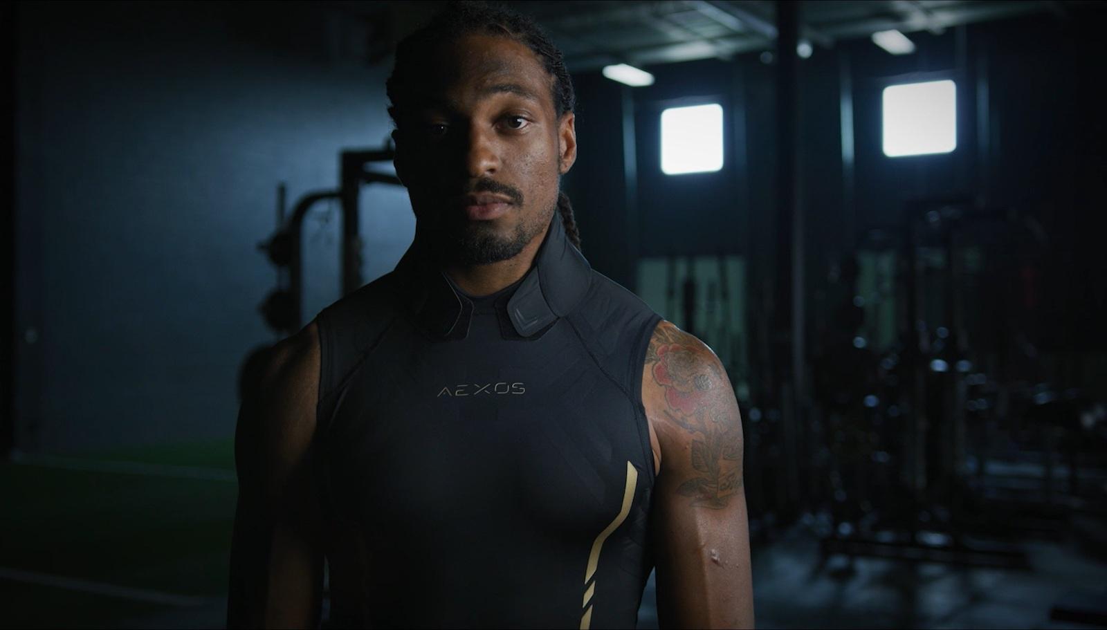 Kompresní tričko Halo eliminuje hyperflexi krku u kontaktního sportu