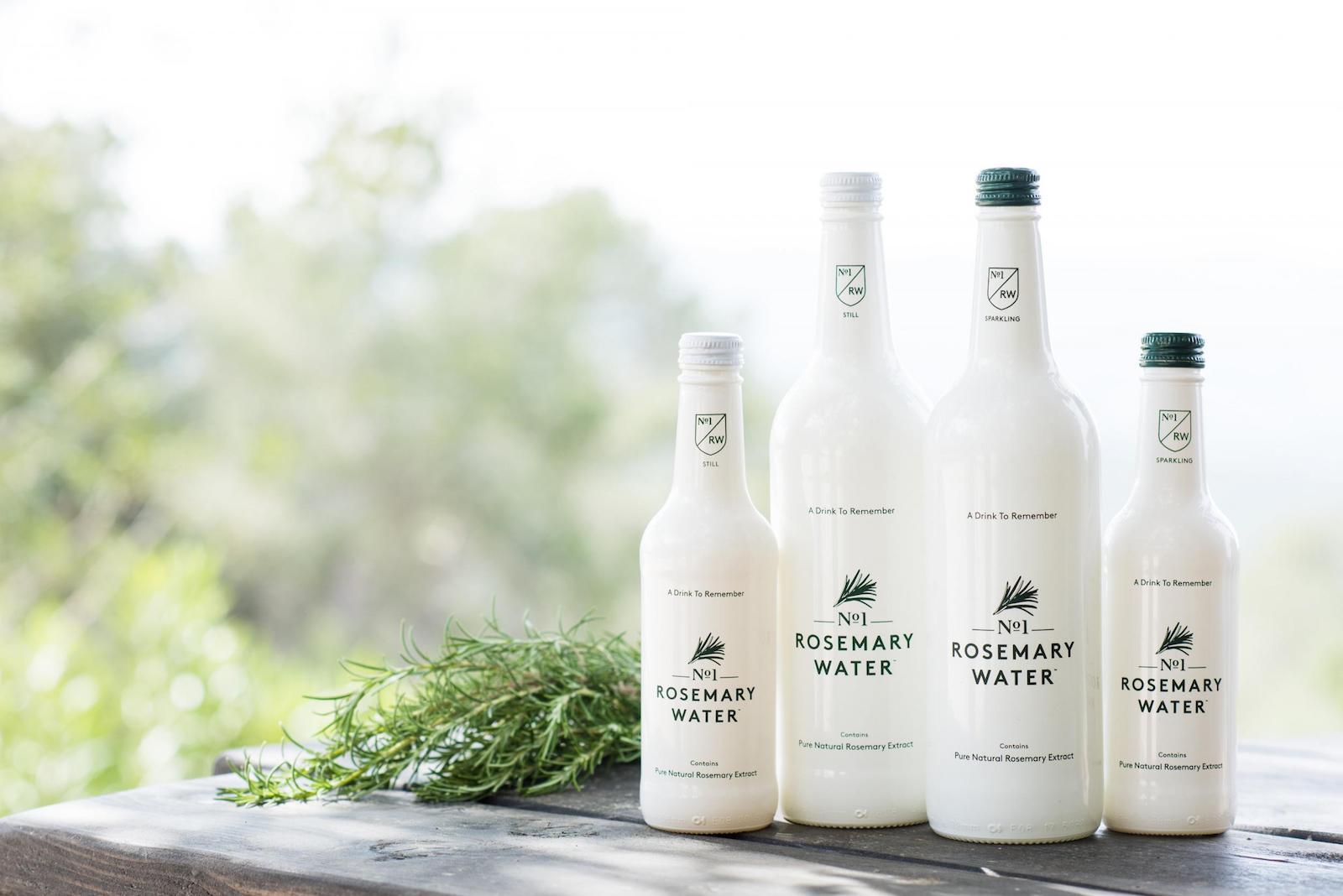 Značka No1 Botanicals nabízí bylinnou vodu jako zdravou alternativu k alkoholu