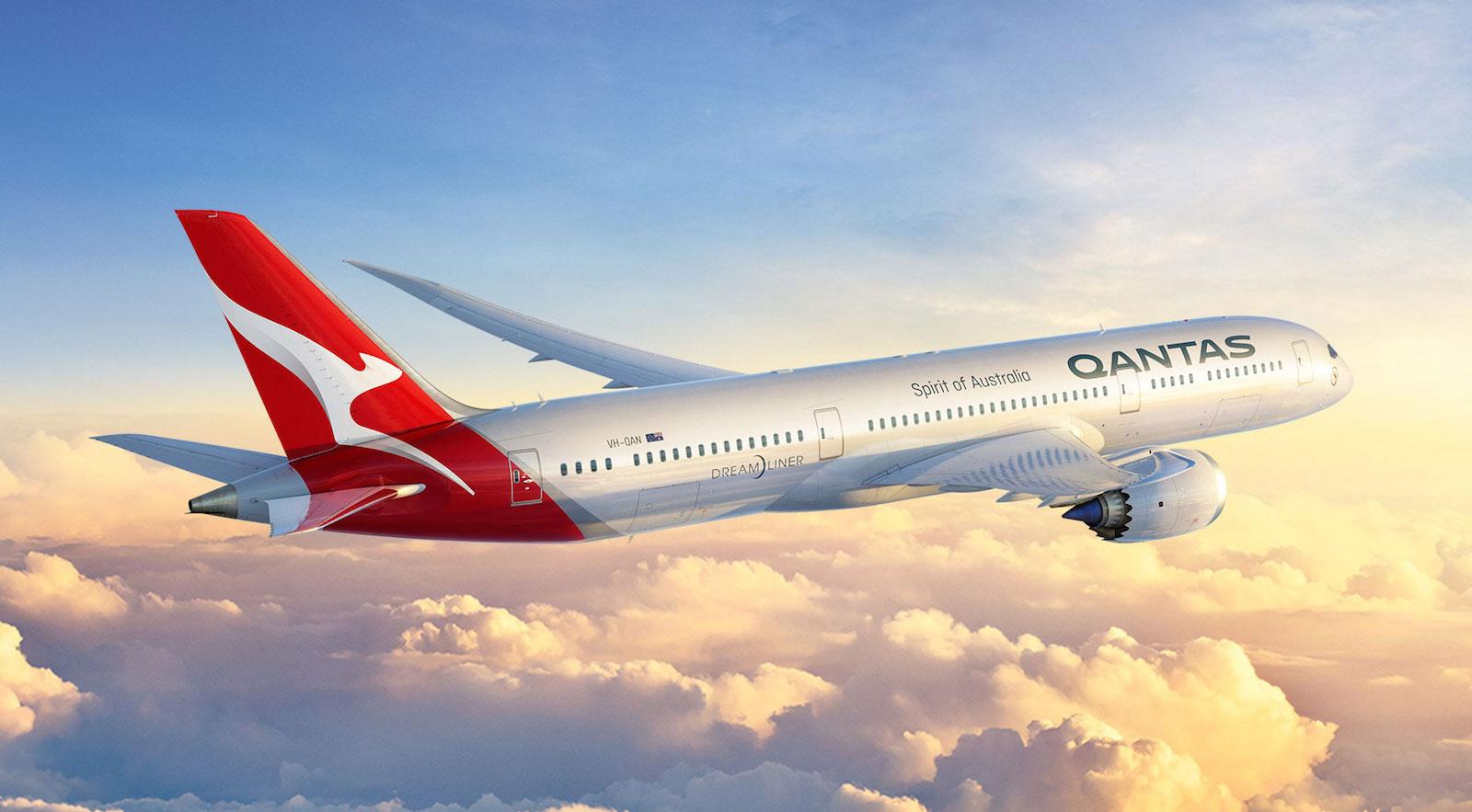 Letecká společnost Qantas testovala téměř 20hodinový let