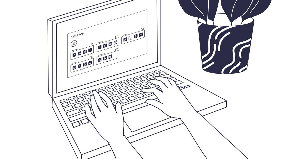 Startup Nettoken pomáhá uživatelům převzít zpět kontrolu nad svými digitálními údaji