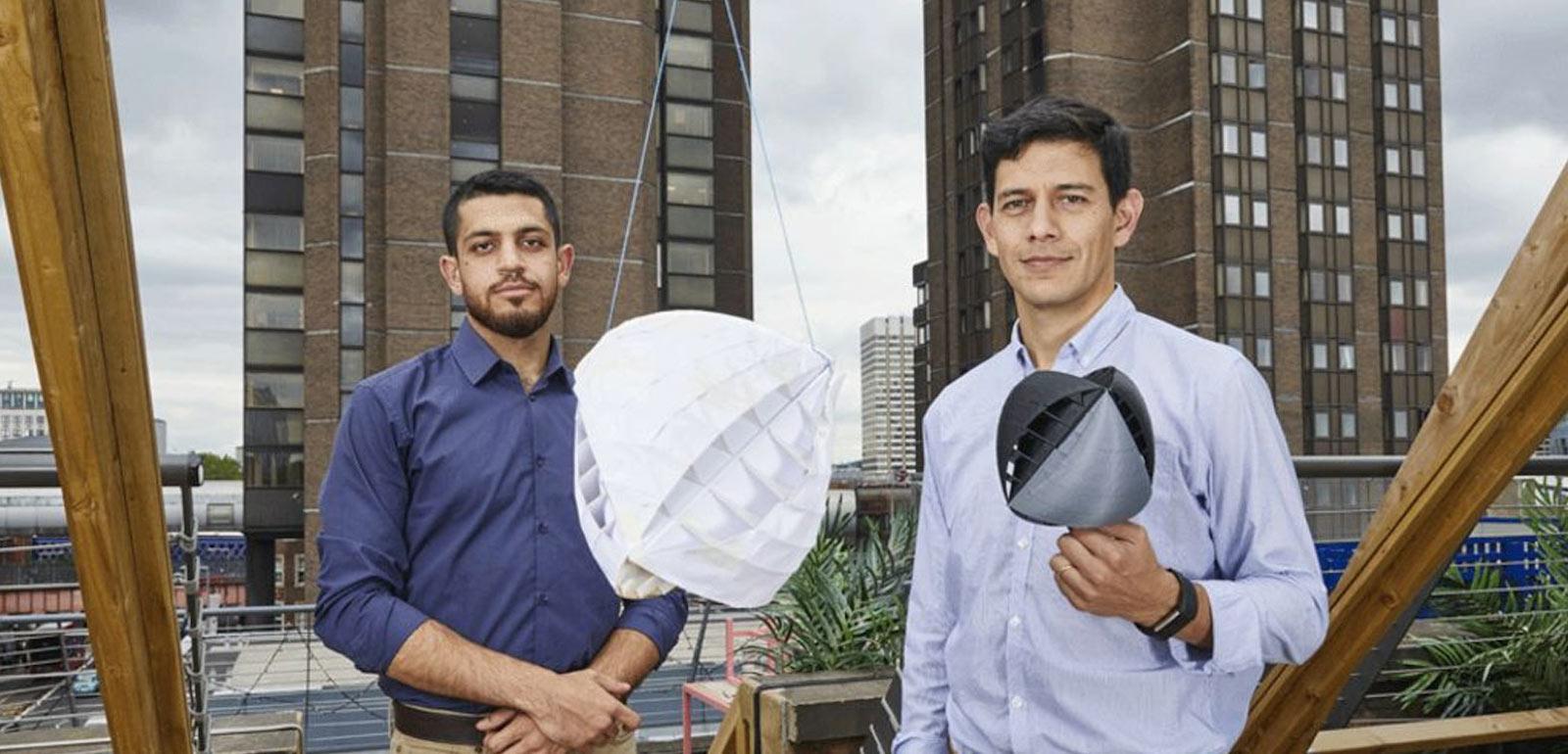 Větrná turbína O-Wind dokáže sbírat energii i uprostřed města