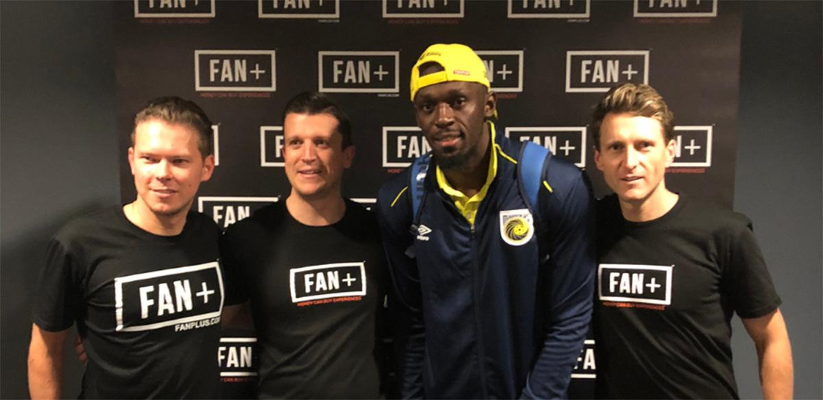 Startup FAN+ nabízí sportovním fanouškům možnost si pořídit jedinečný sportovní zážitek