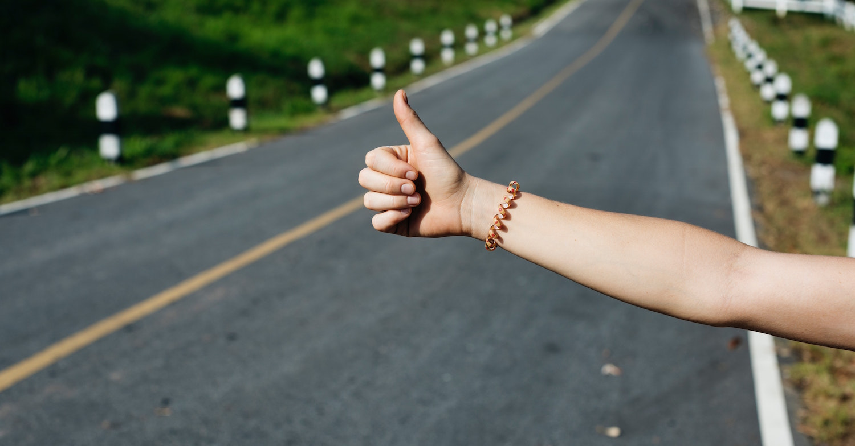 Aplikace Hitch modernizuje cestování formou stopování aut