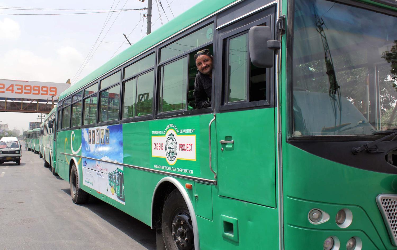 Pákistán chce eliminovat emise pomocí biometanu