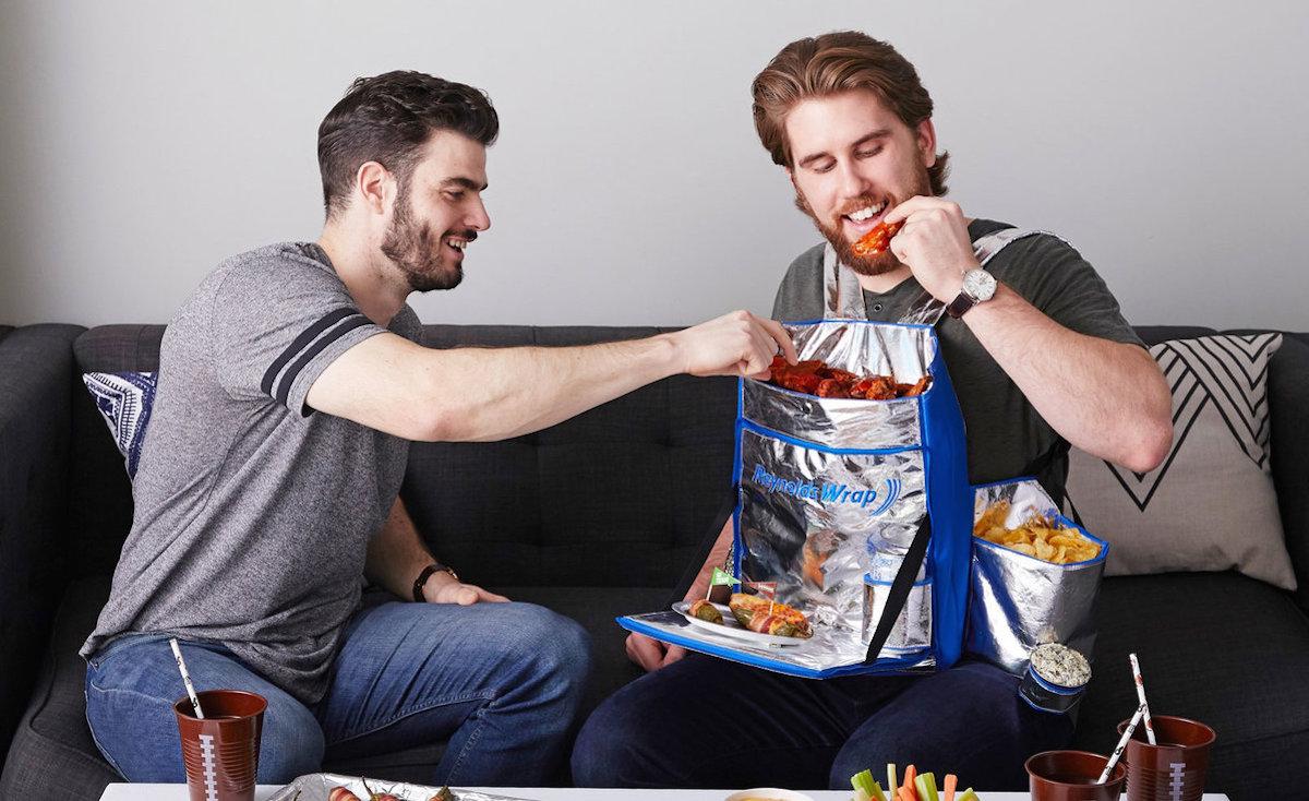 Společnost Reynolds přisla s postrojem, který udrží vaše jídlo v teple
