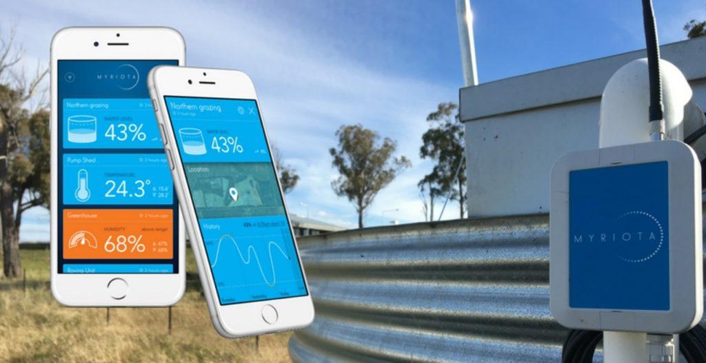 Nanosatelity umožní zemědělcům přes telefon sledovat zásoby vody v reálném čase