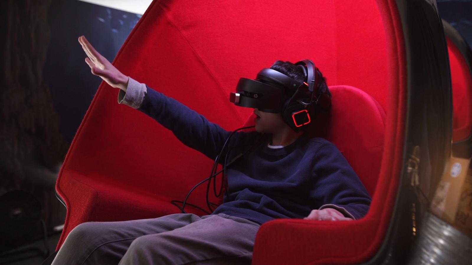 Walmart nabízí virtuální jízdu z filmu Jak vycvičit draka