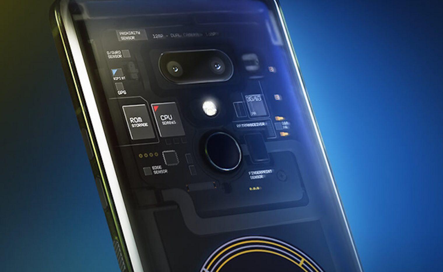 HTC vytvořil chytrý telefon Exodus 1, který běží na blockchainu