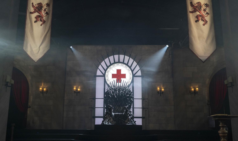 Fanoušci seriálu Hra o trůny mohou zažít Západozemí na vlastní kůži a darovat krev