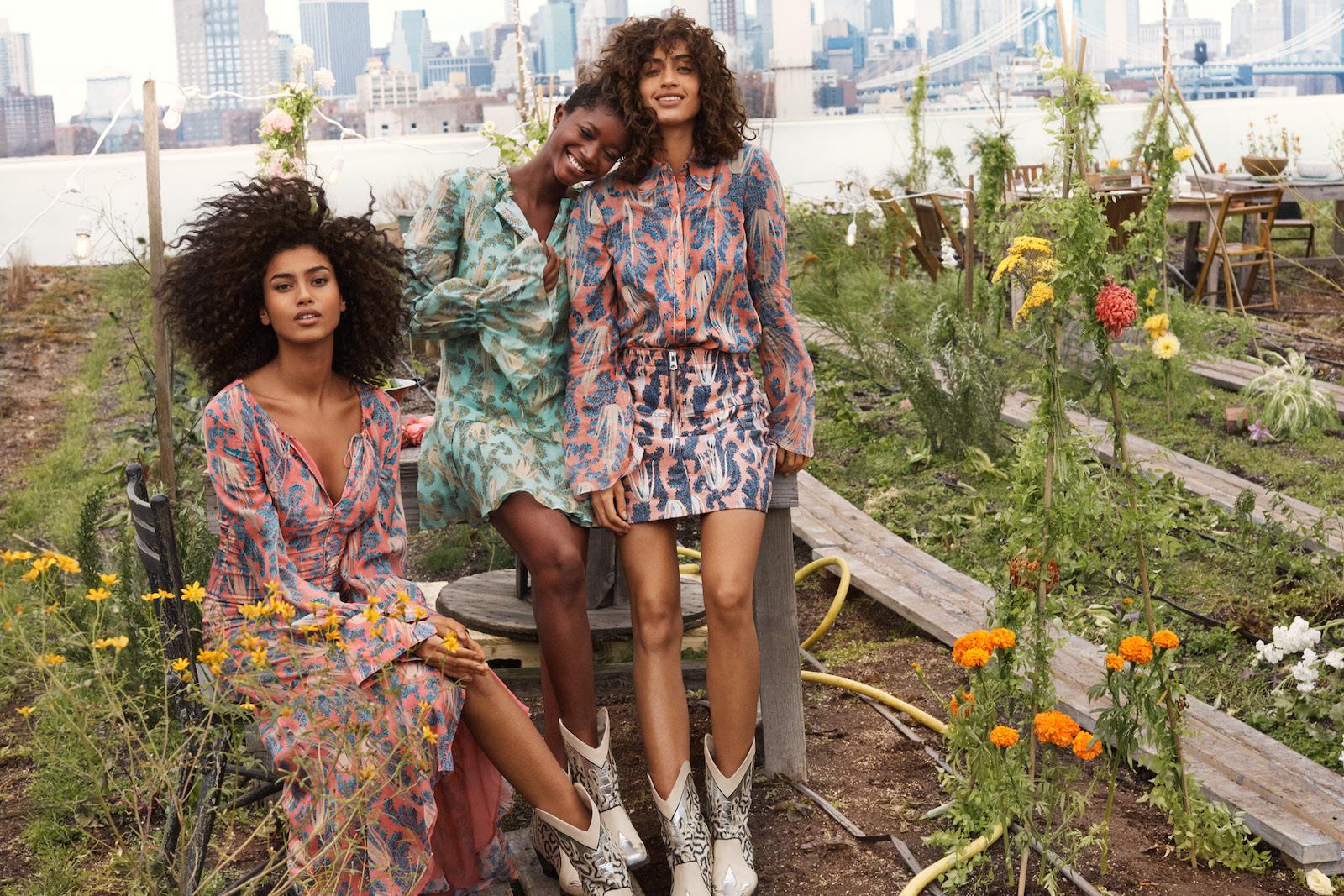 Značka H&M představila kolekci oblečení vyrobeného z listů ananasu a pomerančové kůry