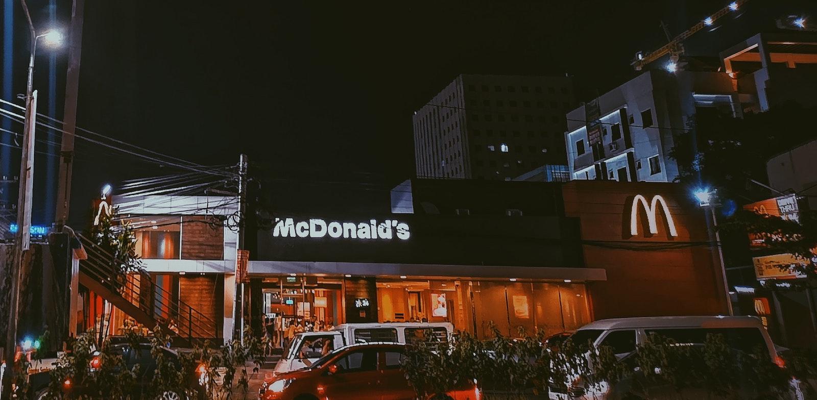 McDonald's dokáže personalizovat Drive-Thru nabídku