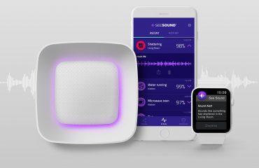 Senzor upozorňující neslyšící na zvukové signály vyhrál hlavní cenu v kategorii Innovation