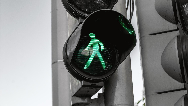Ve Vídni mají semafory, které používají umělou inteligenci k předvídání potenciálních nehod