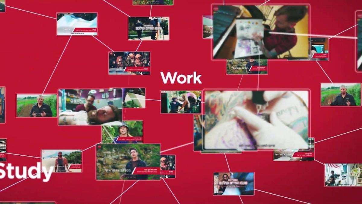 Coca-Cola nabídla mladým Izraelcům odpovědi na životní otázky