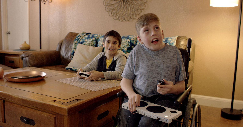 Xbox ovladač pro tělesně postižené vyhrál Grand Prix v kategorii Brand Experience & Activation