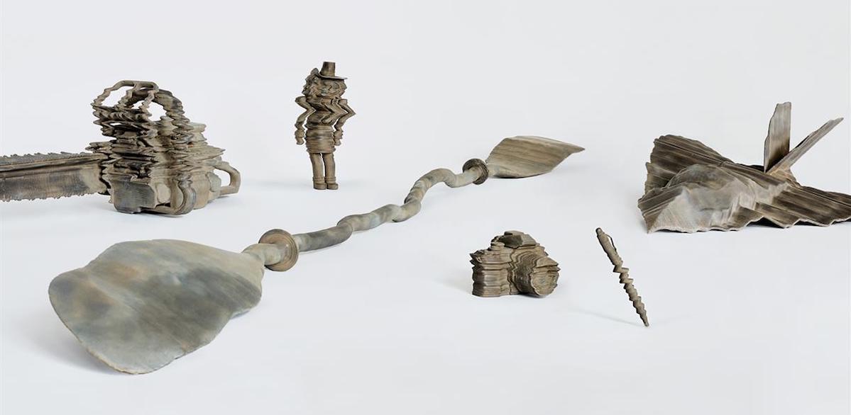 Tyto předměty vytiskla 3D tiskárna s Parkinsonovou chorobou