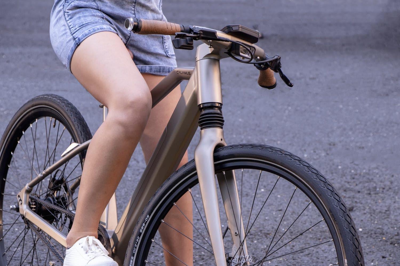 Elektrokolo Calamus One upozorňuje cyklisty na mrtvý úhel