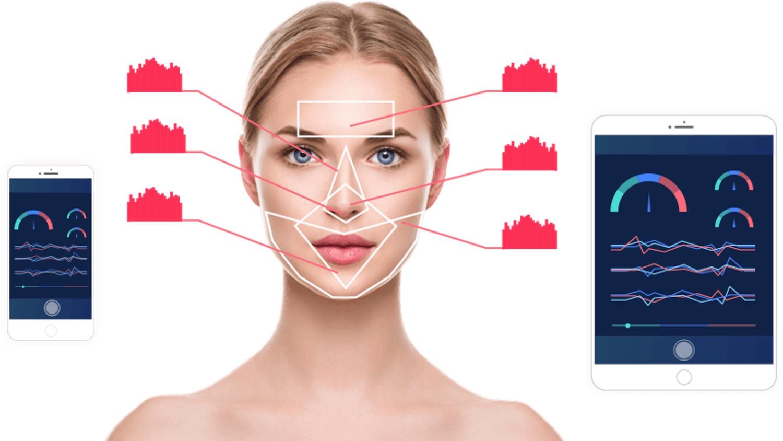 Nuralogix dokáže měřit krevní tlak člověka na základě videa s obličejem člověka
