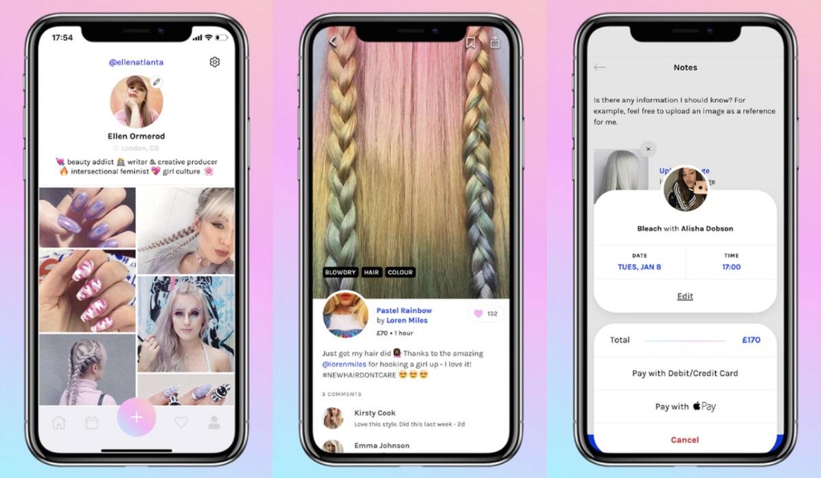 Rezervační systém Beautystack propojuje zákazníky s nezávislými profesionály v oblasti krásy