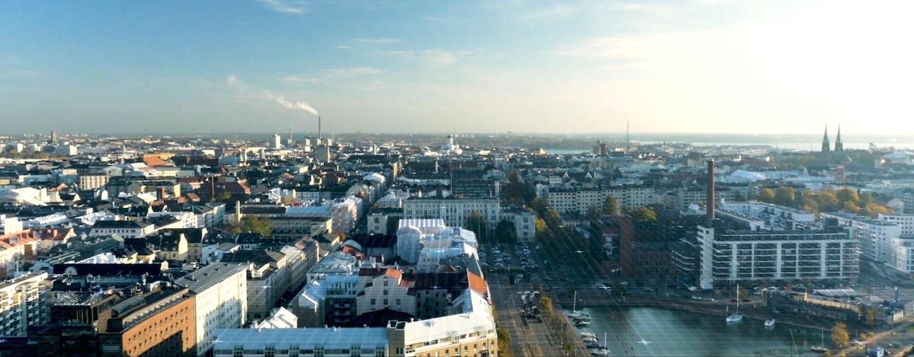 Město Helsinky láká technologické talenty na město jako službu