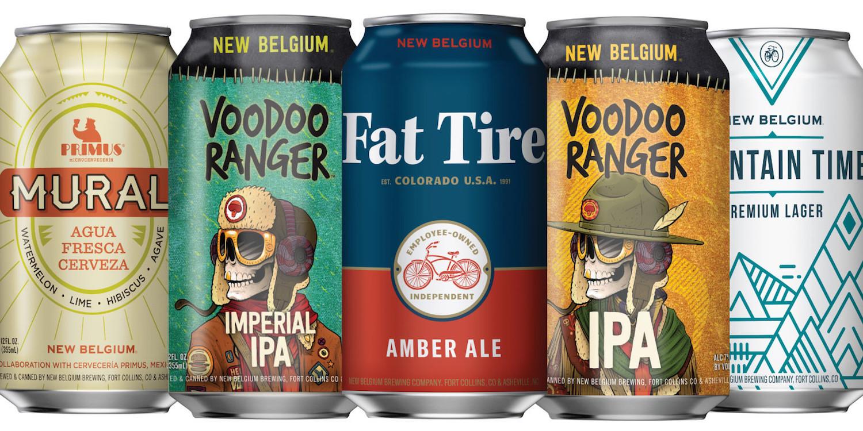 Pivovar New Belgium je řízen samotnými zaměstnanci
