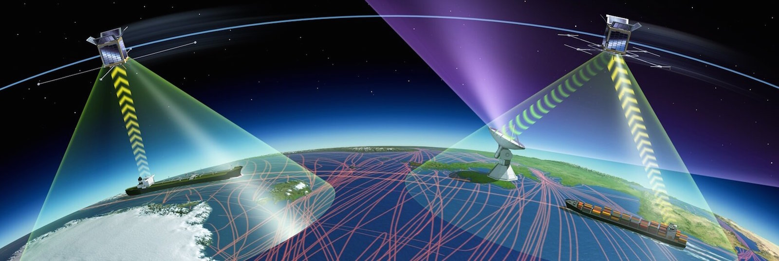 Umělá inteligence POSEIDON pomáhá optimalizovat lodní dopravu pomocí satelitních dat