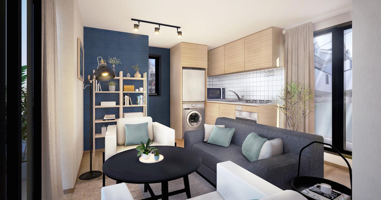 Mitsubishi Estate začala v Japonsku nabízet společné bydlení pro mladé