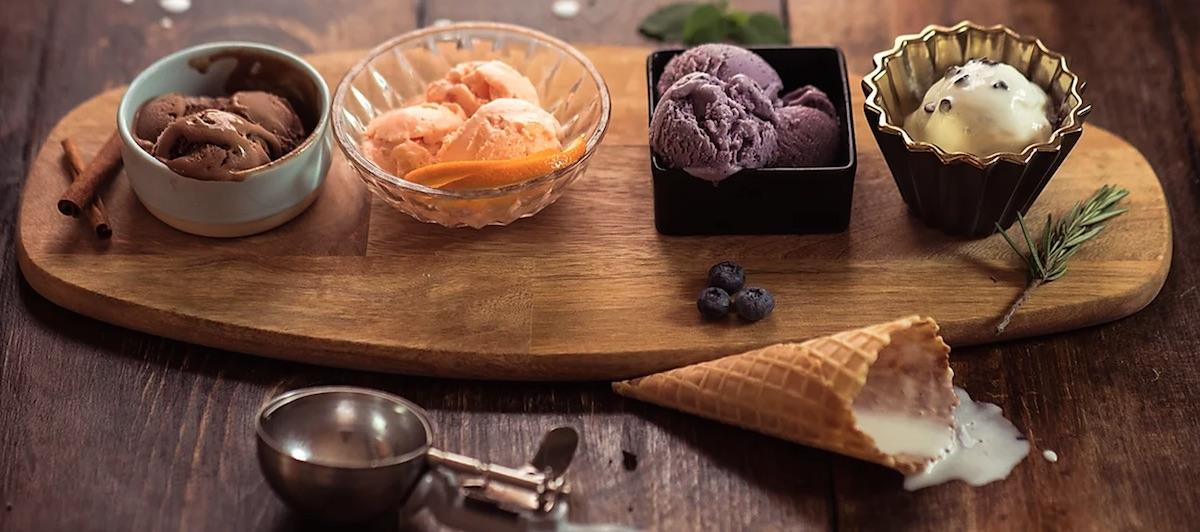 Zmrzlinový startup Moody's Ice Cream nabízí jedinečné příchutě na bázi esenciálních olejů