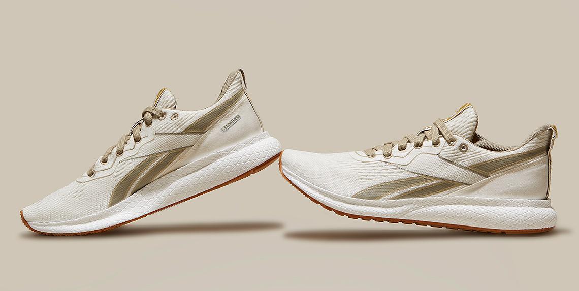Reebok představil běžecké boty Forever Floatride Grow vyráběné z rostlin