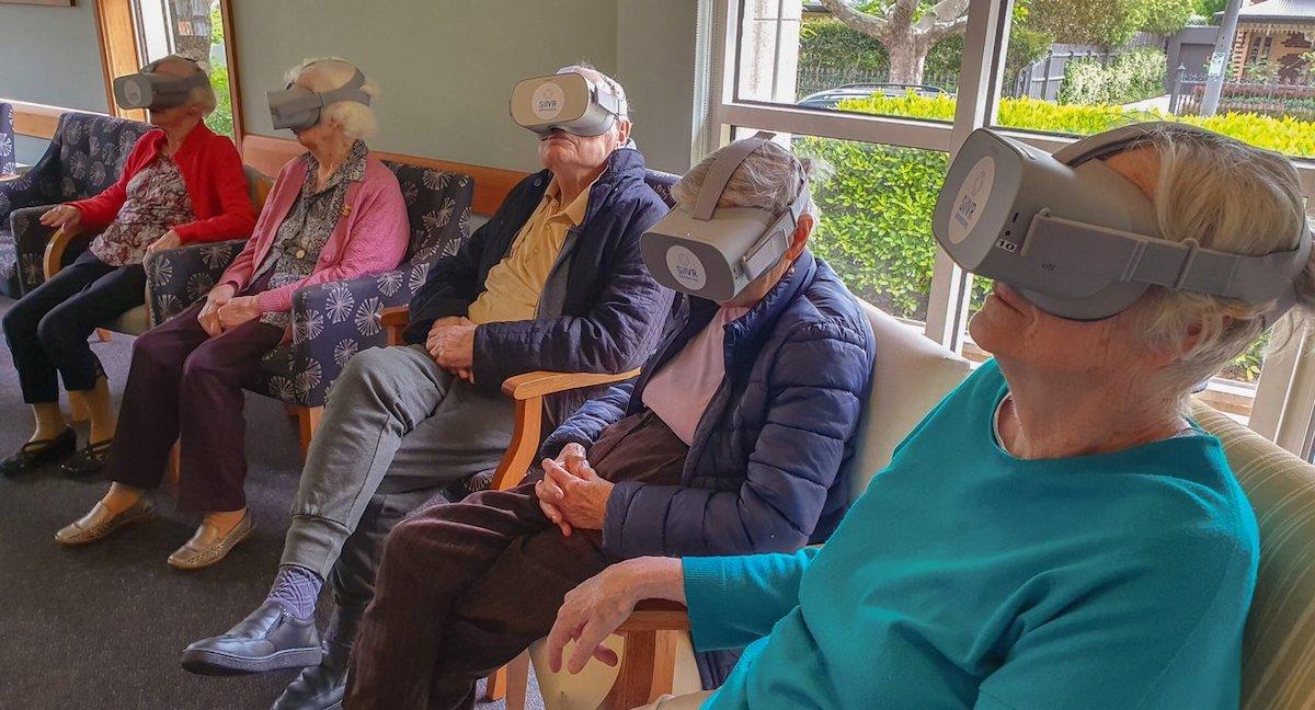 Startup SilVR Adventures nabízí seniorům cestování prostřednictvím virtuální reality