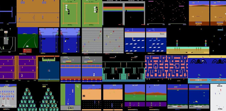 Umělá inteligence DeepMind nyní dokáže porazit člověka na Atari v 57 hrách