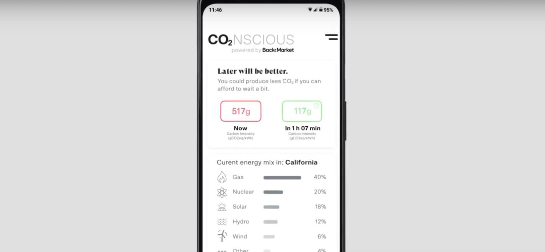 Projekt CO2NSCIOUS snižuje uhlíkovou stopu při nabíjení vašeho telefonu