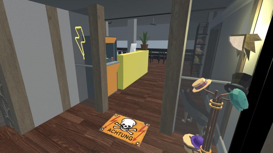 Agentura Achtung! vytvořila virtuální kancelář, kde se mohou scházet zaměstnanci pracující z domova