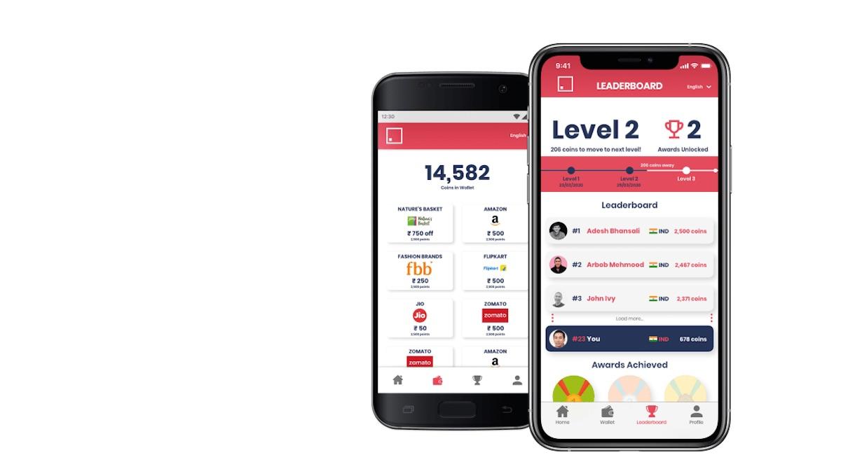 Aplikace SoloCoin gamifikuje sociální distancování