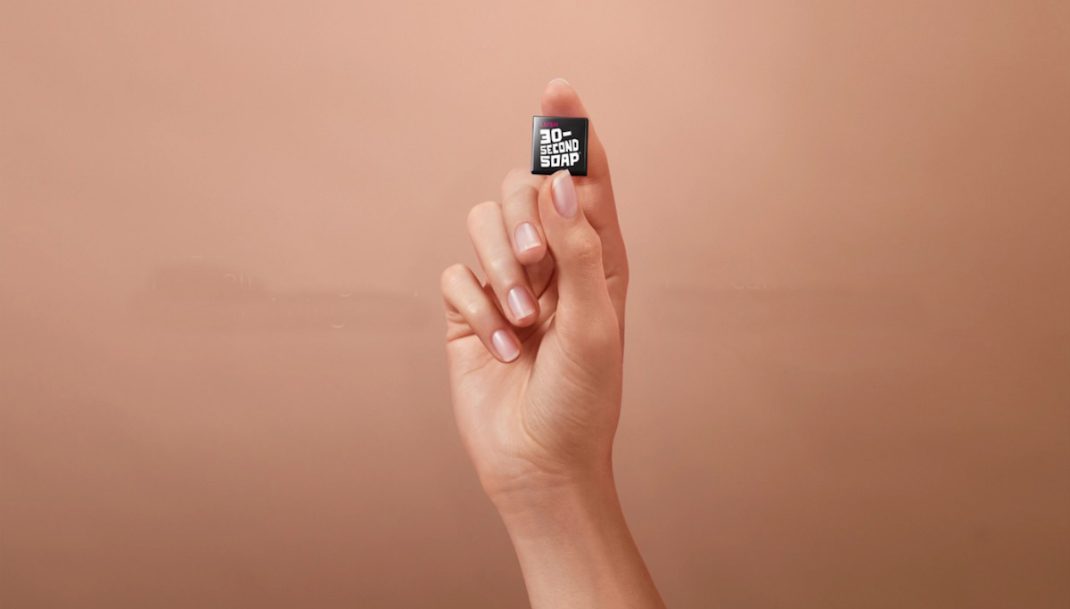 30sekundové mýdlo od Lush pomáhá v boji proti šíření koronaviru