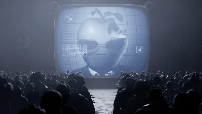 Epic Games paroduje legendární spot od Apple v reakci na stažení hry Fortnite z App Store
